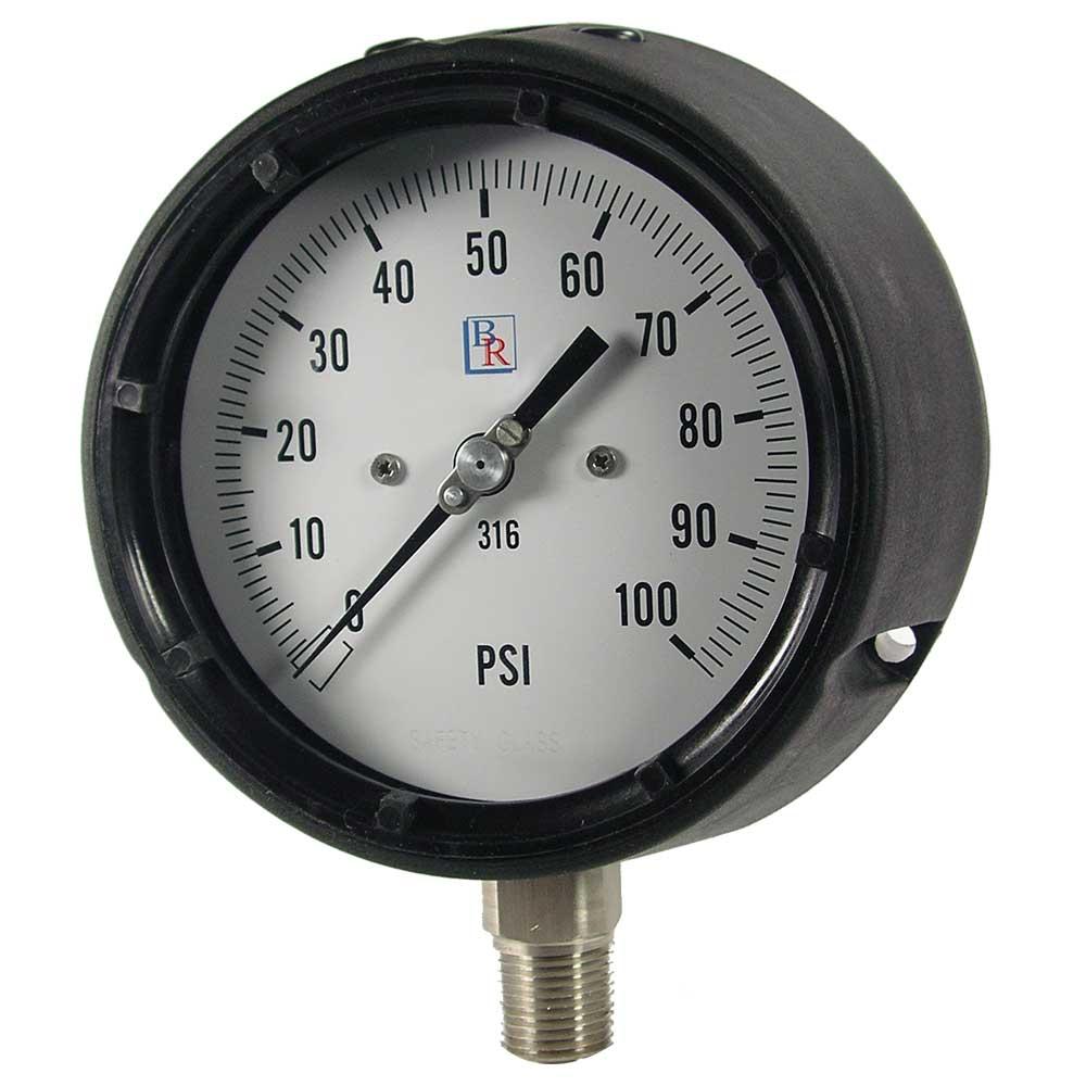 Pressure Gauge Products | Blue Ribbon Corp Distributor & Manufacturer